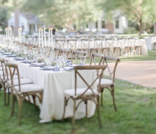 Tallahassee Wedding Rentals